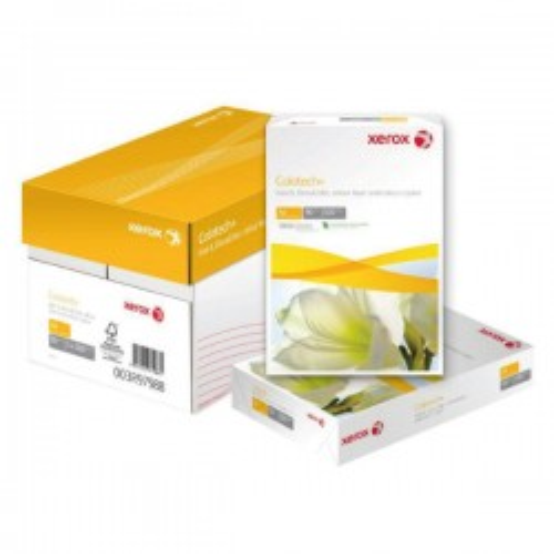 Paquete 250h. papel Xerox Premium Colotech para impresión digital 160g. A3