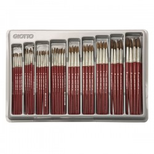 Pincel punta redonda Giotto brushes nº6