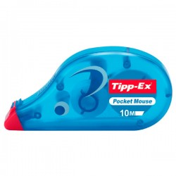 Cinta correctora Tipp-ex Pocket Mouse 4,2mm.x10m.