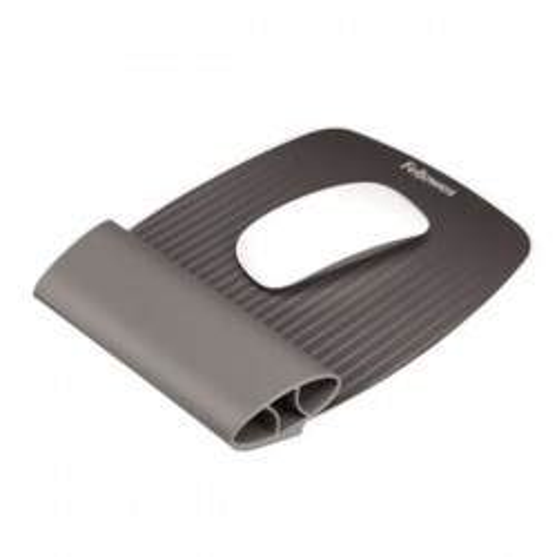 Reposamuñecas flexible para ratón  Fellowes I-Spire™ Gris
