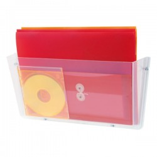 Portafolletos de pared Archivo 2000 Incluye kit de montaje 1 bandeja Horizontal A4