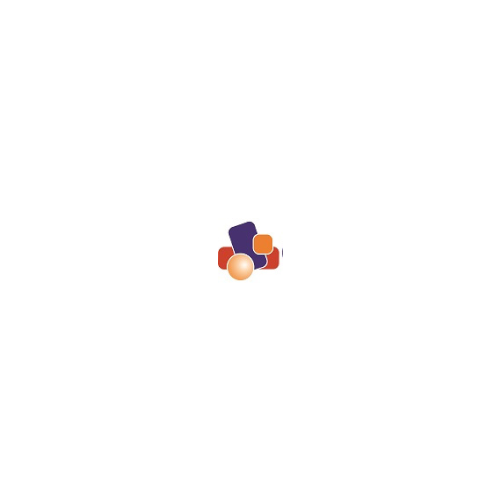 Ratón Óptico Inalámbrico (Negro / Púrpura) APPWMEP
