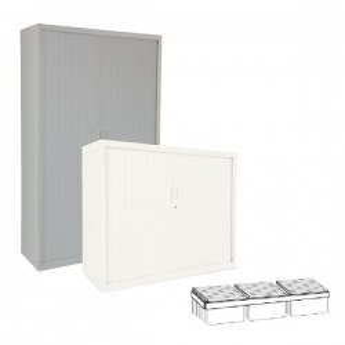 Guía telescópica para armario Gapsa puertas de persiana.  60cm.