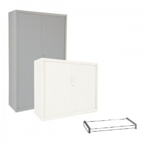 Estante para armario Gapsa puertas de persiana. Telescópico 120cm.